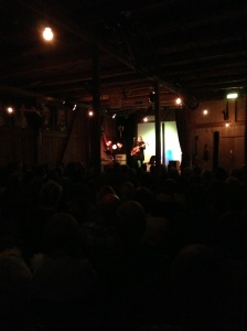 Konsert med Tove på Kolberg