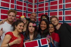 Norway day in Milano