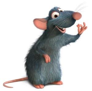 Et sjeldent pent rottedyr