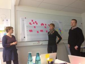 Medlemmene i referansegruppa legger fram et forslag til framdrift i arbeidet fram til kommunal oversikt over folkehelsa.