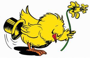 Med ønsker om en trivelig påske til deg!