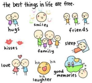 Gode ting er gratis